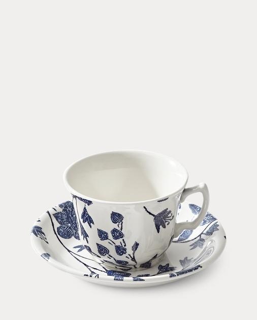 Garden Vine Espresso Cup