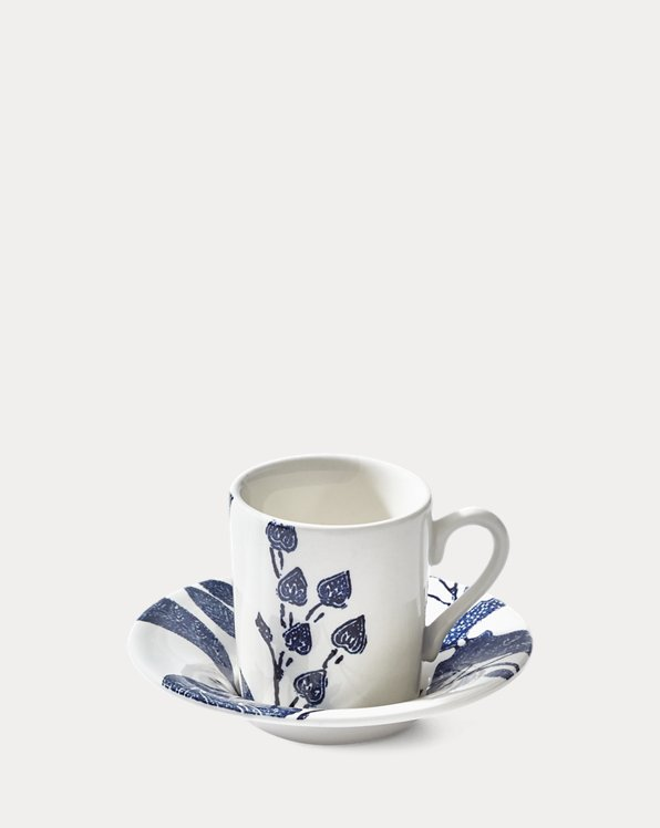 Teetasse & Untertasse Garden Vine