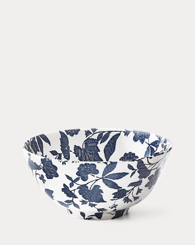 Garden Vine Foot Bowl
