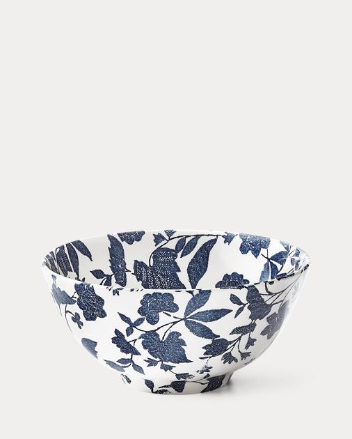 Garden Vine Footed Bowl
