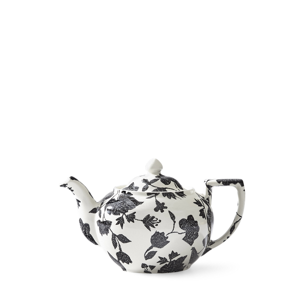 Garden Vine Teapot