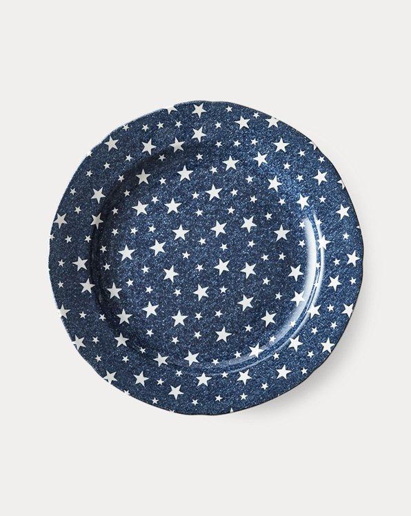 Midnight Sky Dinner Plate