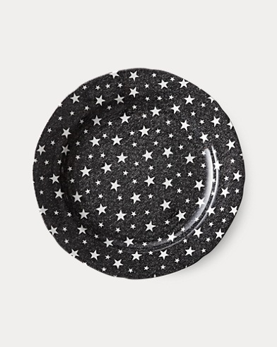 Midnight Sky Dinner Plate