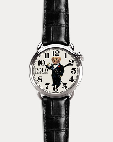 Montre Polo Martini Bear