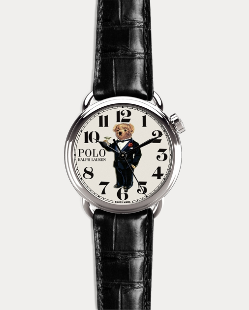 e0ef8e782246 Polo Martini Bear Watch