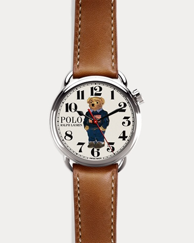 Polo Flag Bear Watch
