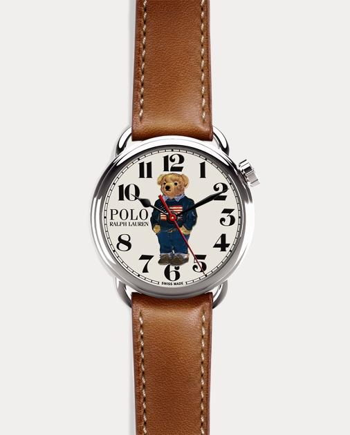 69cee8719ccb Polo Flag Bear Watch