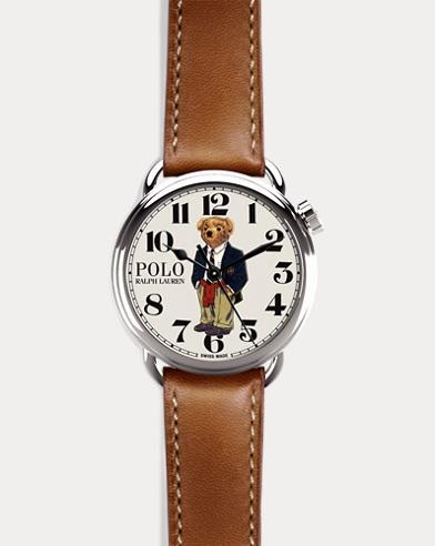 Polo Preppy Bear Watch