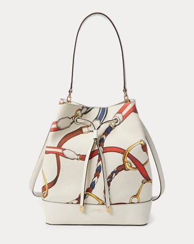 Canvas Debby Drawstring Bag