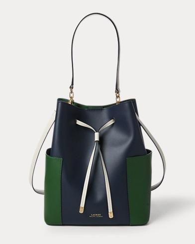 Colour-Blocked Debby Bag