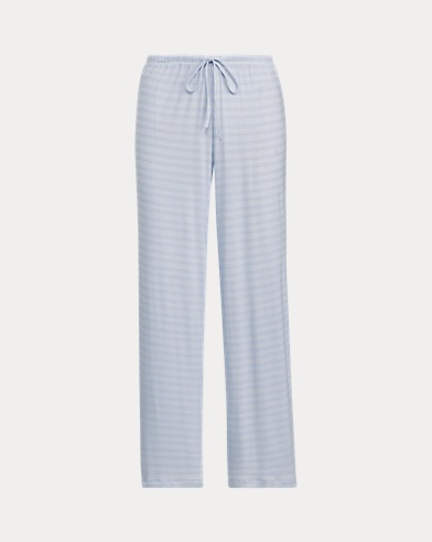 Print Drawstring Sleep Trouser