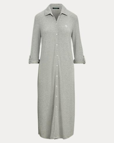 Striped Stretch Nightgown