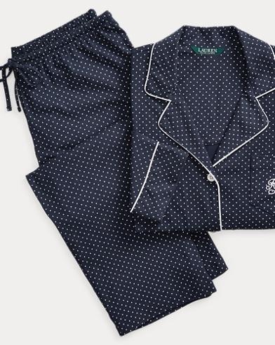 Cotton Capri Pyjama Set