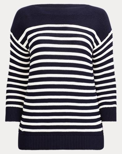Striped CottonJumper