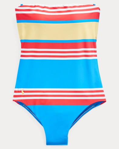 1643252e197de Women's Swimsuits: One-Pieces, Bikinis, & Tankinis | Ralph Lauren