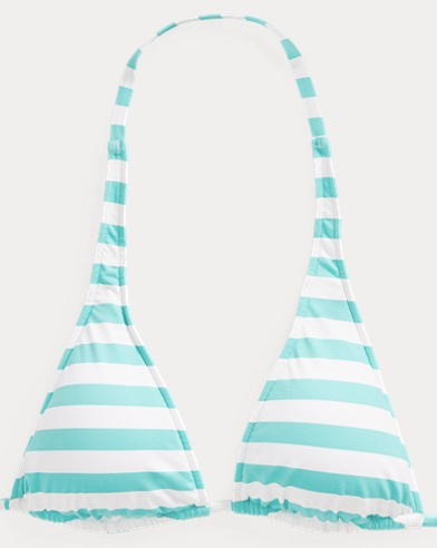 a16ff8b46b Striped Halter Bikini Top. Polo Ralph Lauren