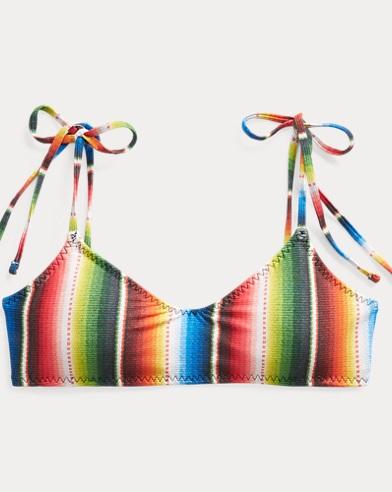 Fixed-Tie Bikini Top