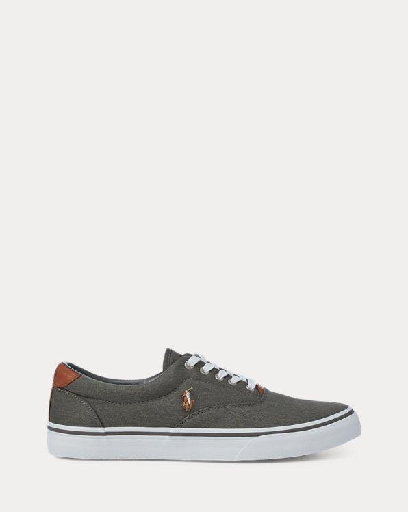 Thorton Washed Twill Sneaker