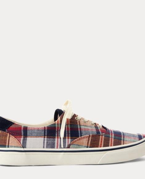 Thorton Madras Sneaker