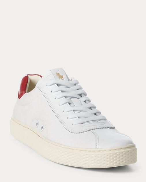 b2555417b2 Court 100 Canvas Sneaker