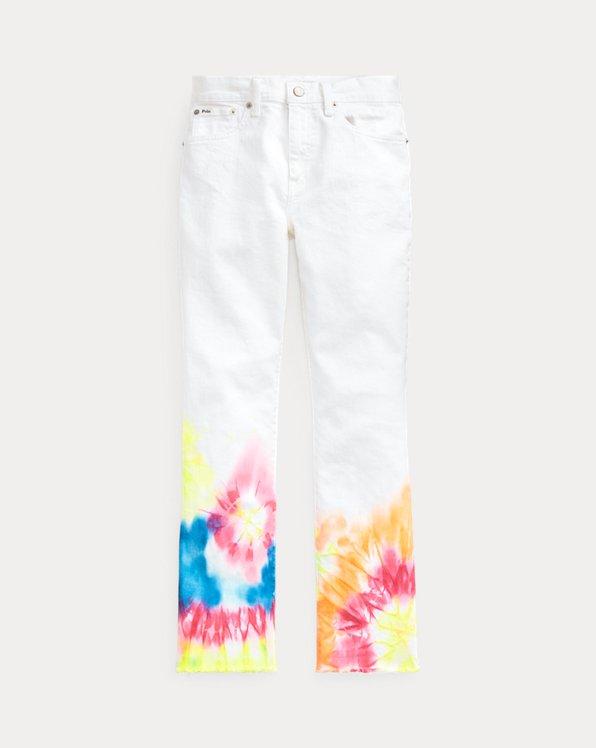 Jeans Chrystie in 3/4-Länge