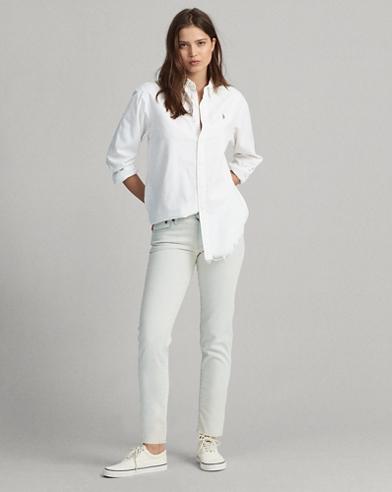 e63b56a1 Women's Designer Jeans in Skinny & Straight Leg | Ralph Lauren