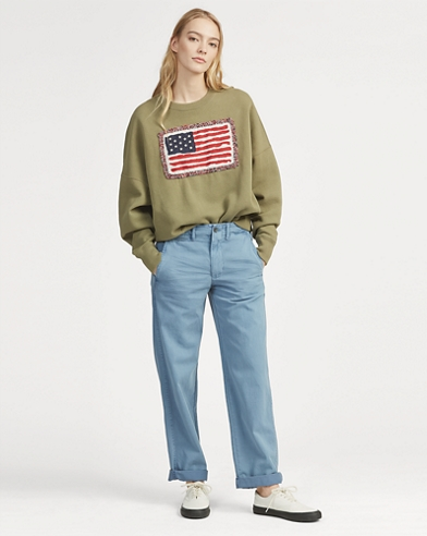 62ec46496976c Relaxed Chino Pant