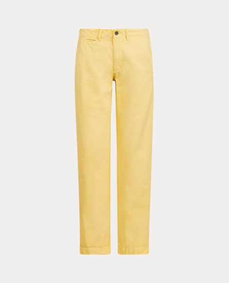 Relaxed Chino Trouser