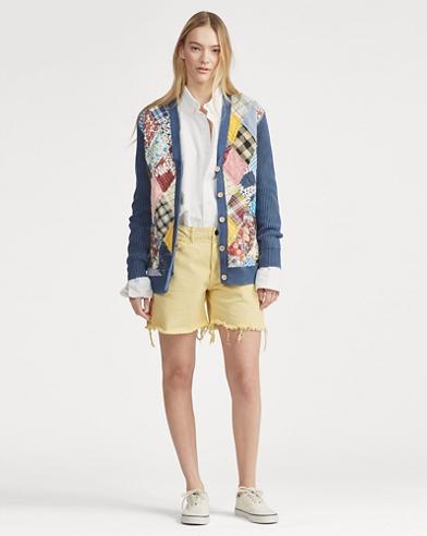 c3c84cdf10c2e Women's Shorts & Skorts in Denim, Khaki, & Jersey | Ralph Lauren