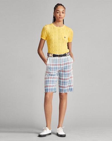 Madras Bermuda Short