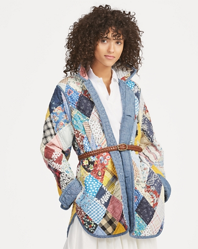 Quilt Patchwork Jacket