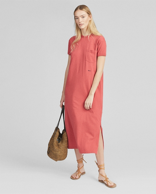 d9a4321ae7 Cotton T-Shirt Dress