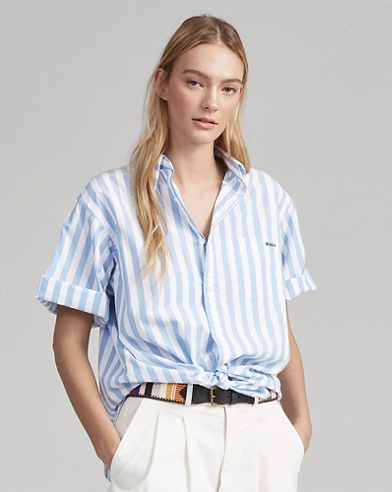 f2efa81a Women's Blouses, Button Down Shirts, & Flannels | Ralph Lauren