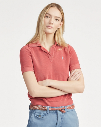 ea660191a98 Women s Polo Shirts - Long   Short Sleeve Polos