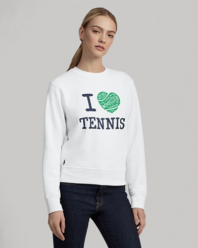 Wimbledon Graphic Sweatshirt