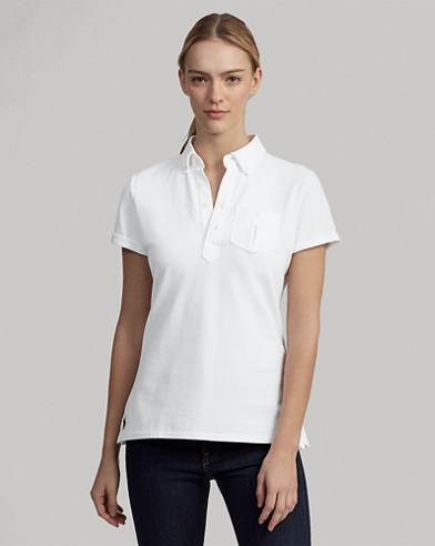 Wimbledon Pocket Polo Shirt