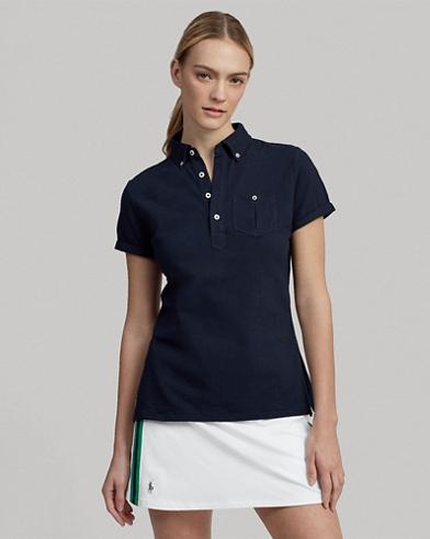 Wimbledon Pocket Polo Shirt