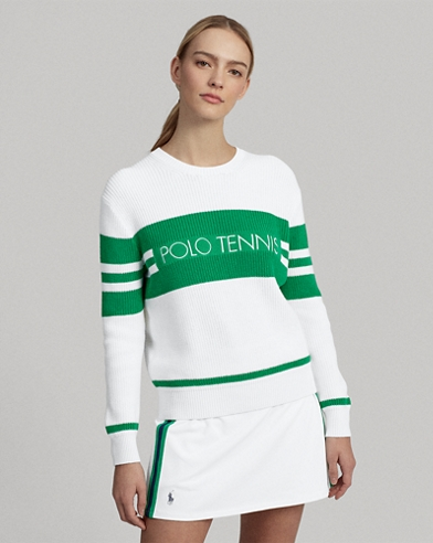 Wimbledon Tennis Sweater
