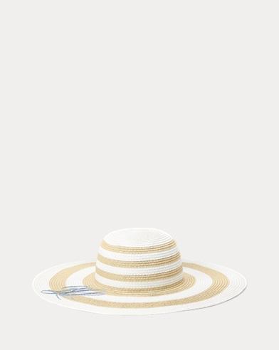 Sombrero de rayas