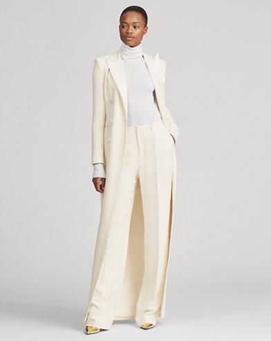 Winnifred Silk Pant