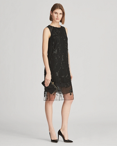 Hollander Beaded Dress