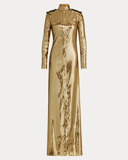 Collection Apparel Norwood Sequined Evening Gown 2