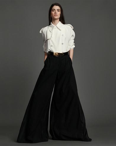 Greeley Linen-Cotton Trouser