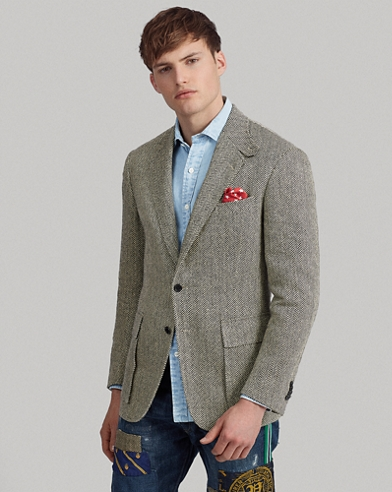 487c4cedcdb The RL67 Herringbone Jacket