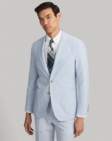 c95272b881 Seersucker Suit Jacket