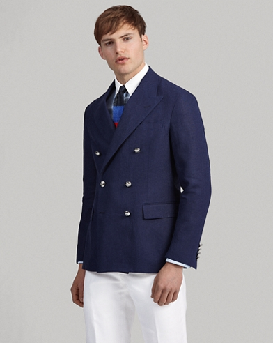 8aa1fb1fe5 Polo Soft Linen Blazer