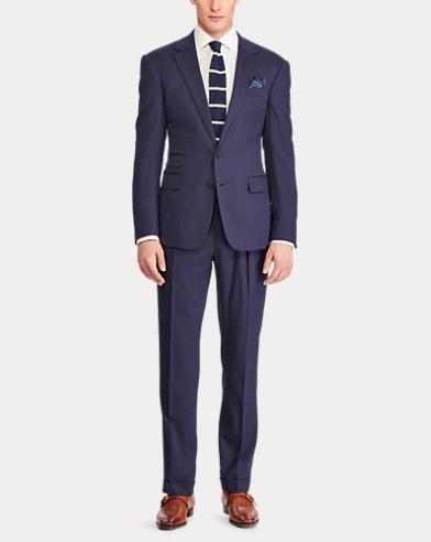 Ralph Handmade Gabardine Suit