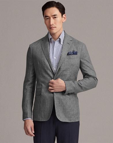 RLX Hadley Linen Suit Jacket