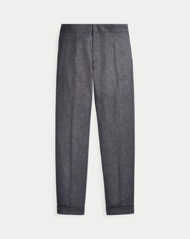 RLX Linen Drawstring Trouser