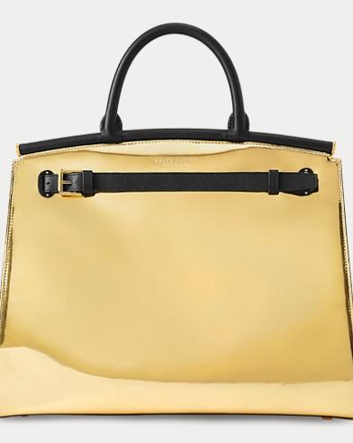 a16bf8a4e5 Specchio Large RL50 Handbag. Ralph Lauren